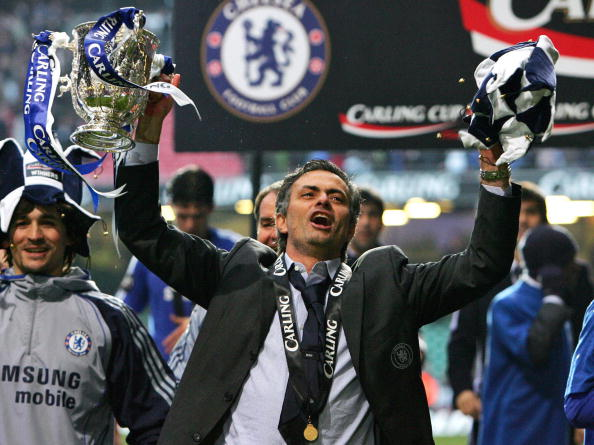 (FILES) Chelsea manager Jose Mourinho ce