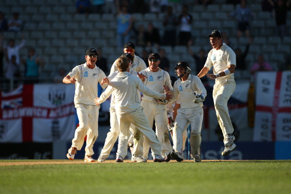 New Zealand v England - 3rd Test: Day 5