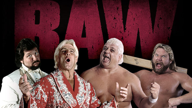 Several legends are slated to appear on Old School Raw - Ted Dibiase, Ric Flair, Dusty Rhodes and Jim Duggan