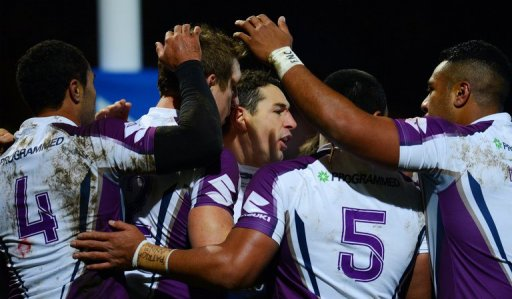 Melbourne Storm beat Leeds Rhinos on February 22, 2013 to win the World Club Challenge