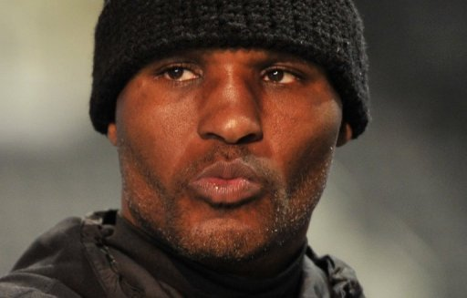 Bernard Hopkins pictured at a press conference on January 15, 2013 in New York