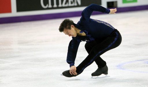 Patrick Chan produced one of the greatest short programmes of his career on March 13, 2013