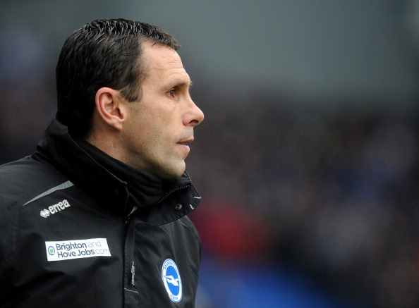 Brighton & Hove Albion v Crystal Palace- npower Championship