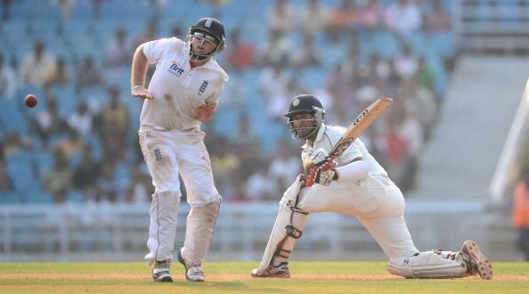 England v Mumbai A - Day Two