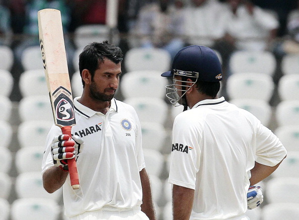 India v New Zealand: 1st Test - Day Two