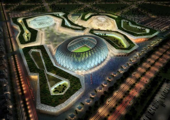FIFA 2022 World Cup Bid In Doha