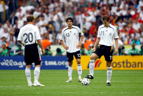 Quarter-final Germany v Argentina - World Cup 2006