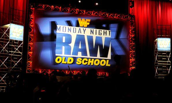 raw old school