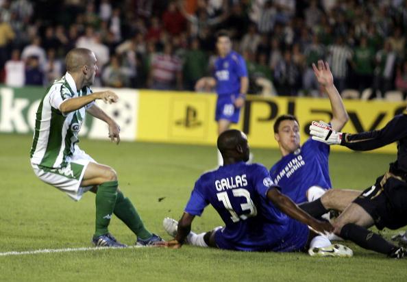 Real Betis v Chelsea