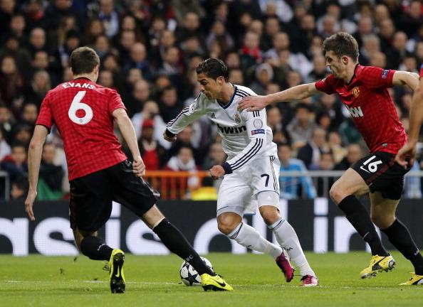 Who can stop the marauding runs of Ronaldo?