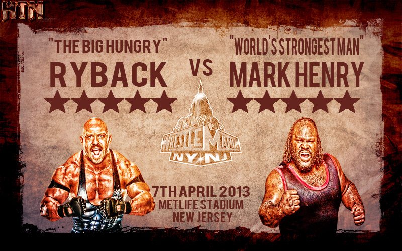 ryback_vs_mark_henry_wrestlemania_29_retro_poster_by_htn4ever-d5zcpri