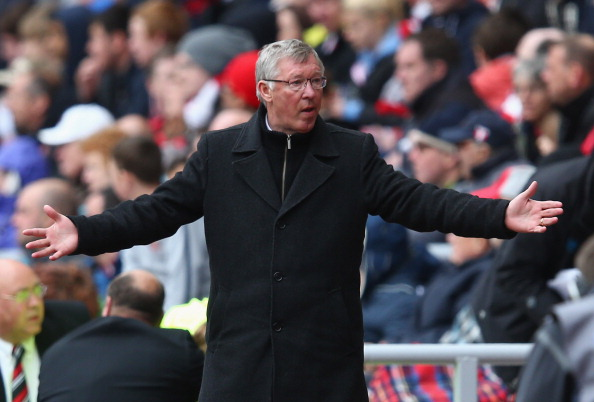 Alex Ferguson is considered a master of mind games