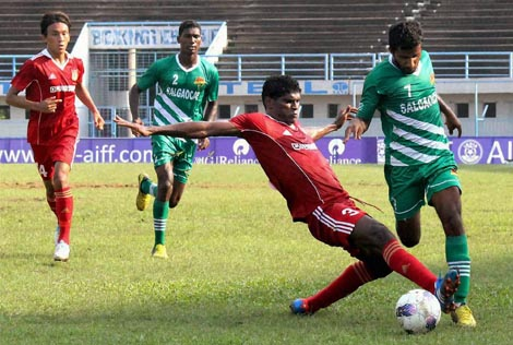 34th Federation Cup football tournament