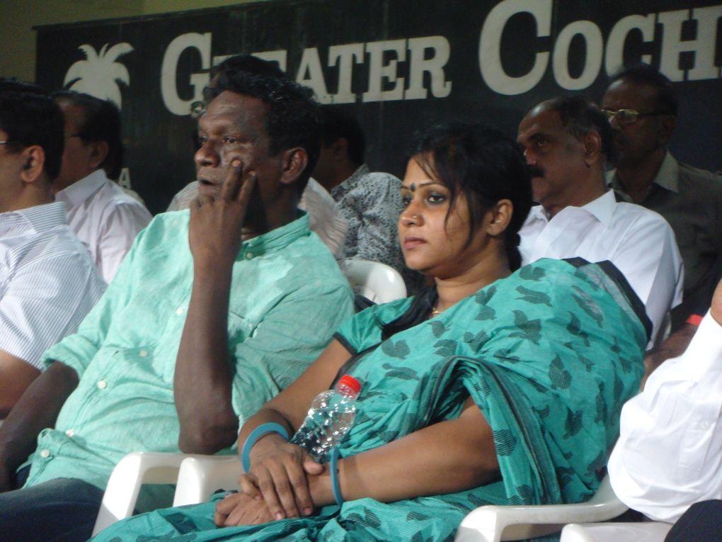 Santosh Trophy - I M Vijayan