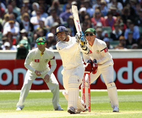 Australia v India - First Test: Day 2