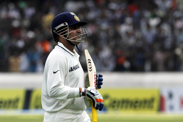 India v New Zealand: 1st Test - Day One