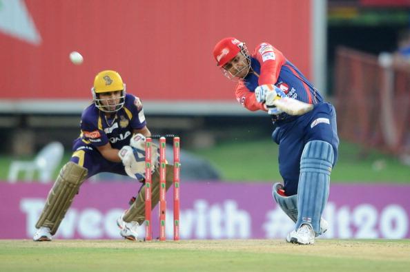 CLT20 2012 Match 2 Group A - Kolkata Knight Riders v Delhi Daredevils