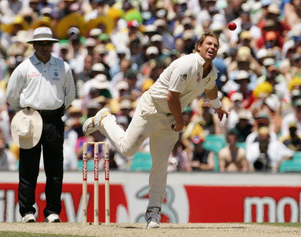 Fifth Test - Australia v England: Day Two