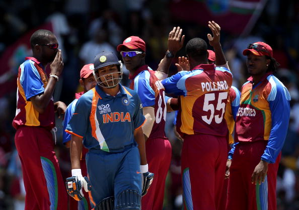 West Indies v India - ICC T20 World Cup