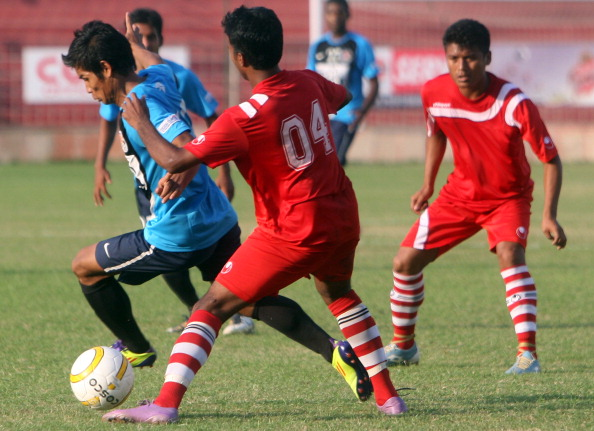 Quarter-Final league match of Durand Cup