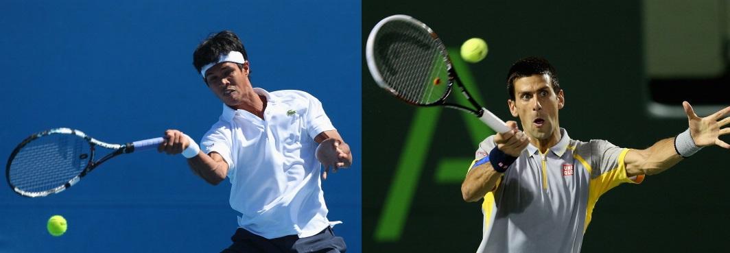 Somdev Devvarman will meet World no. 1 Novak Djokovic in the next round