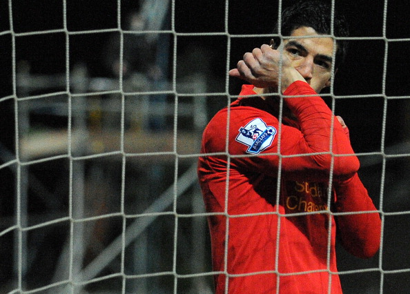 Luis Suarez - looking to leave for greener pastures?