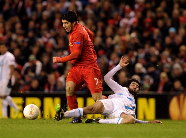 Liverpool FC v FC Zenit St Petersburg - UEFA Europa League Round of 32