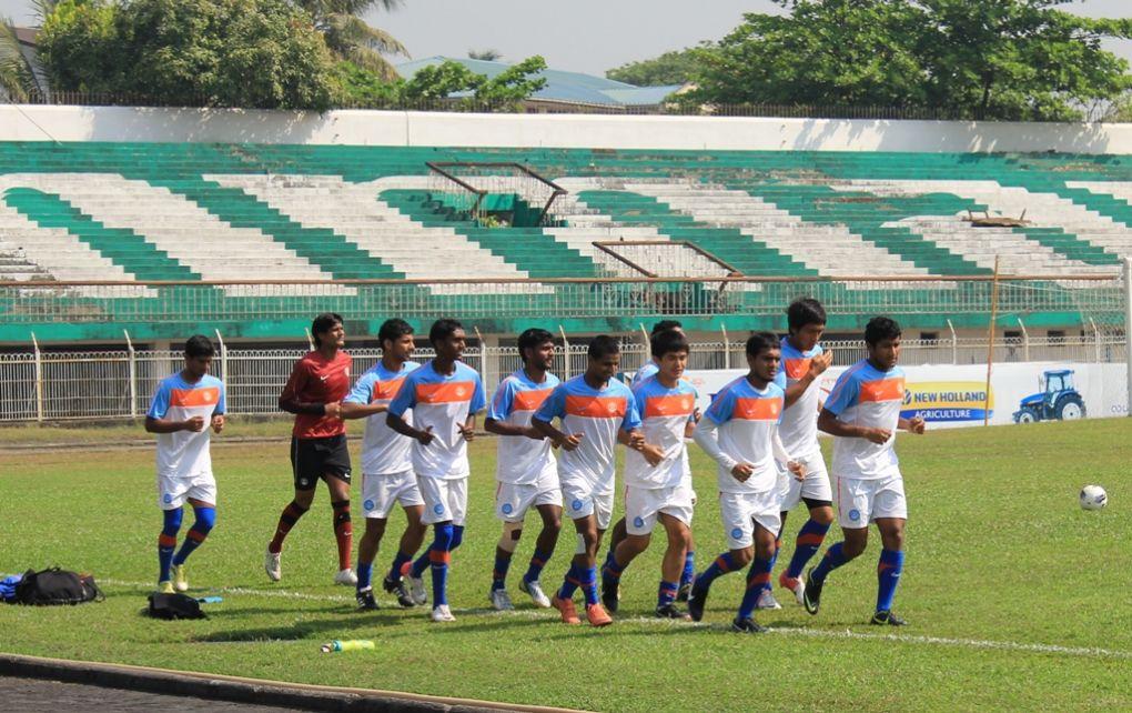 Team India - Training