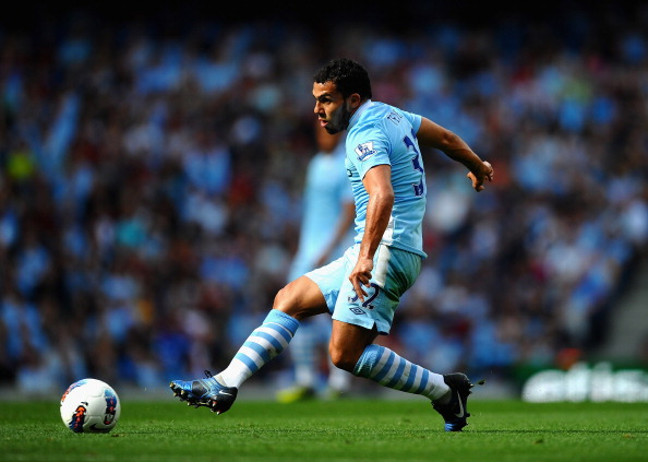Manchester City v Wigan Athletic - Premier League