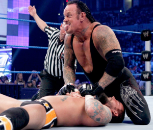 The Undertaker vs. CM Punk