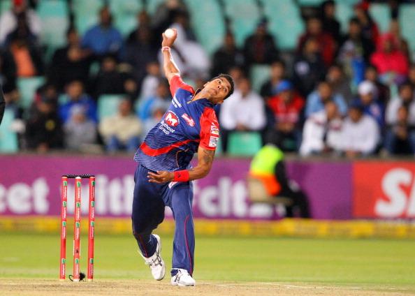 CLT20 2012 Semi-Final - bizhub Highveld Lions v Delhi Daredevils