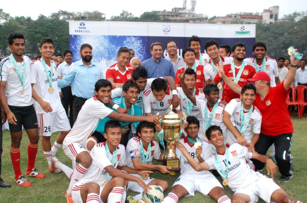 Under-20 I-League champions Pune FC