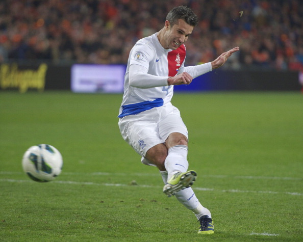 World Cup qualifier - Netherlands v Romania