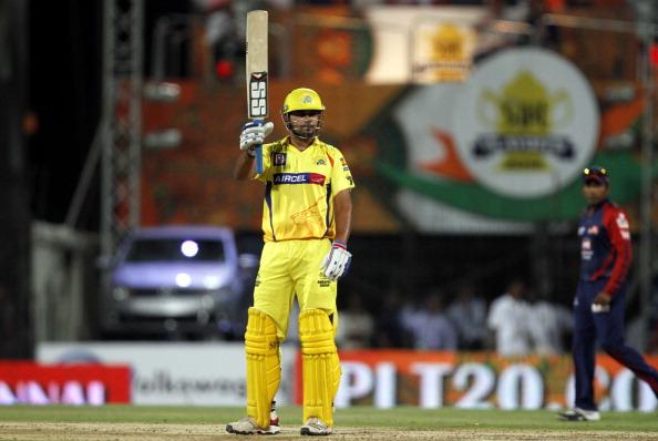 IPL 5: Chennai Superkings Vs Delhi Daredevils