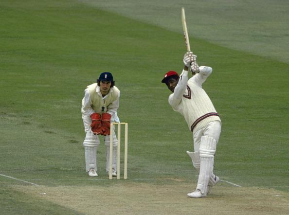 England v West Indies, 1st Test, Trent Bridge, June 1976