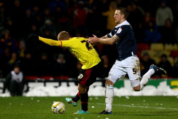 Watford v Huddersfield Town - npower Championship