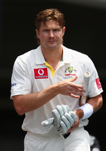 Shane Watson's form has been a major worry for the Australians