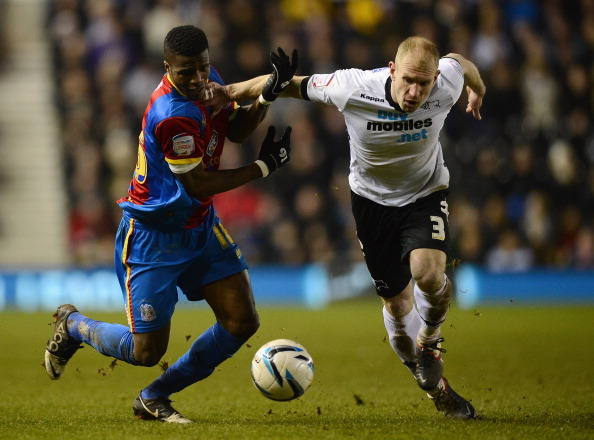 Derby County v Crystal Palace - npower Championship