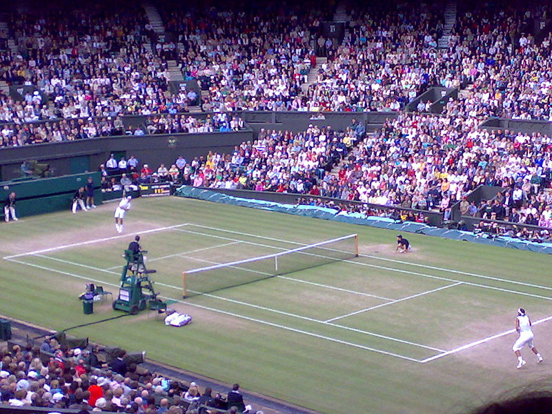 The Wimbledon Final (2008). This match between Nadal and Federer is widely regarded as the greatest game of Tennis in history