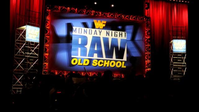 WWE Raw goes old school this week