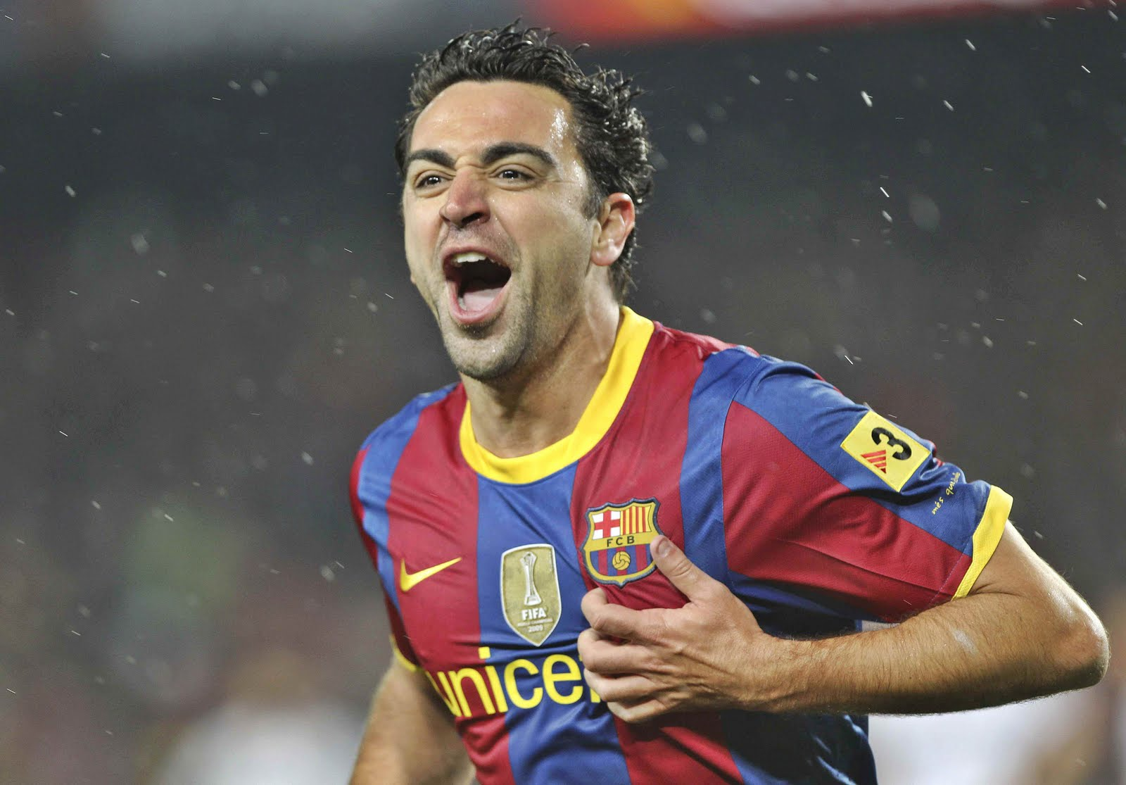 Xavi Hernandez New Wallpaper 2012-2013 03