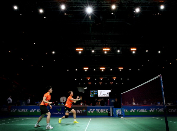 Yonex All England Badminton Open Championship 2013 - Day Two