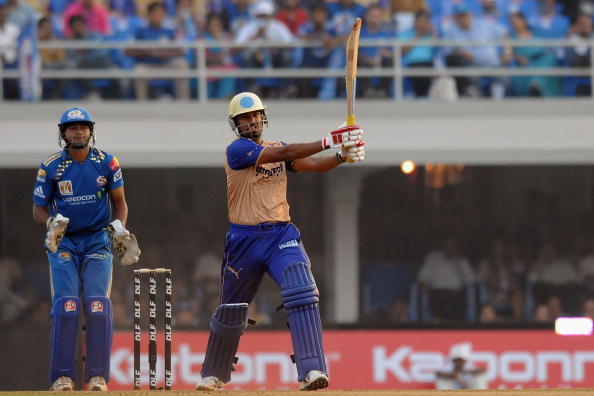 Mumbai Indians v Rajasthan Royals - IPL