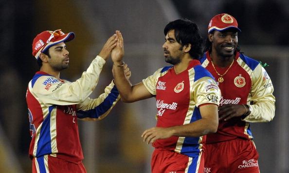 Royal Challengers Bangalore bowler Zahee