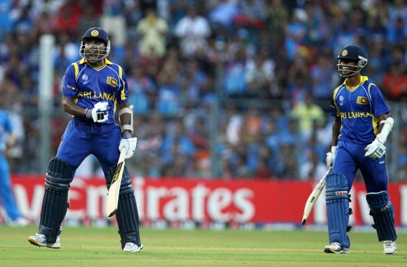 India v Sri Lanka: 2011 ICC World Cup Final