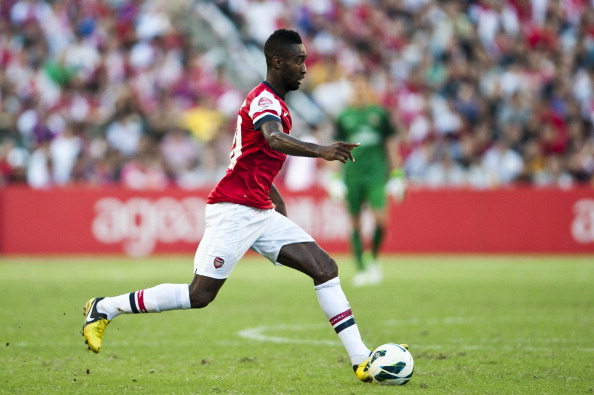 Kitchee FC v Arsenal FC