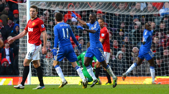 Chelsea Vs Manchester United A Preview