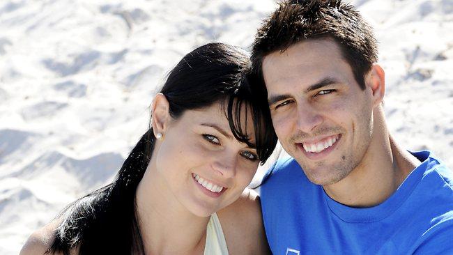 Mitchell Johnson and Jessica Bratich