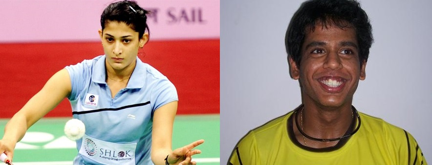 Ashwini Ponnappa and Tarun Kona