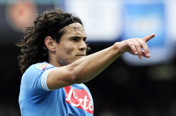 Cavani is hoping he stays in a light-blue outfit by agreeing personal terms with Manchester City.